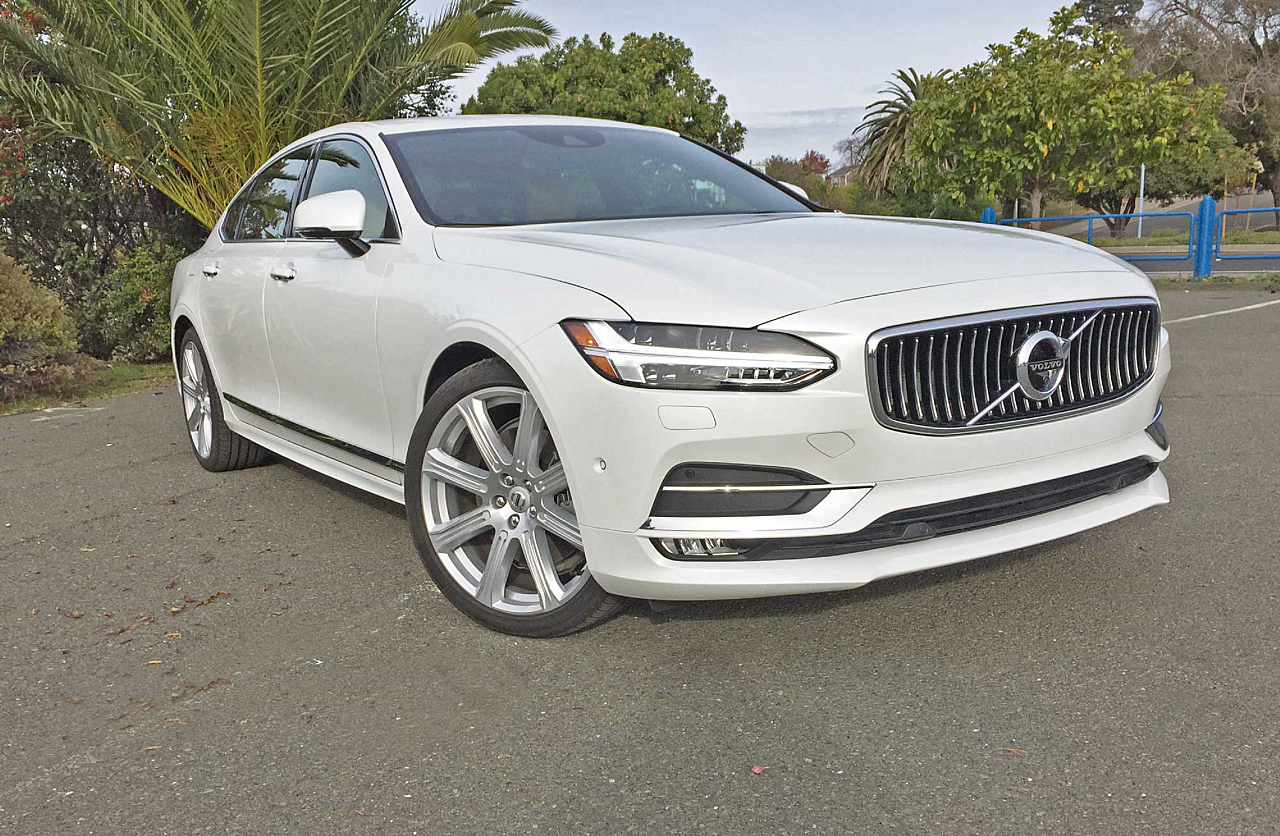 Volvo S90: All-New for 2019